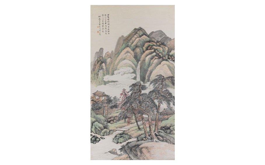 Wang Kun, Chinese, 1877-1946
