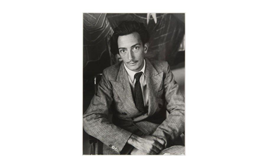 Brassai, Salvador Dali, 1933, gelatin silver print