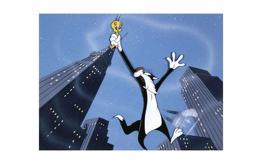 The Art of Warner Bros. Cartoons