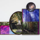 Todd Gray, Euclidean Gris Gris (Tropic of Entropy), 2019, Four archival pigment prints in artist's frames. Photography by Fredrik Nilsen